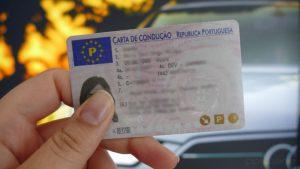 Carta de condução em Portugal