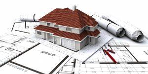 construir ou demolir uma casa