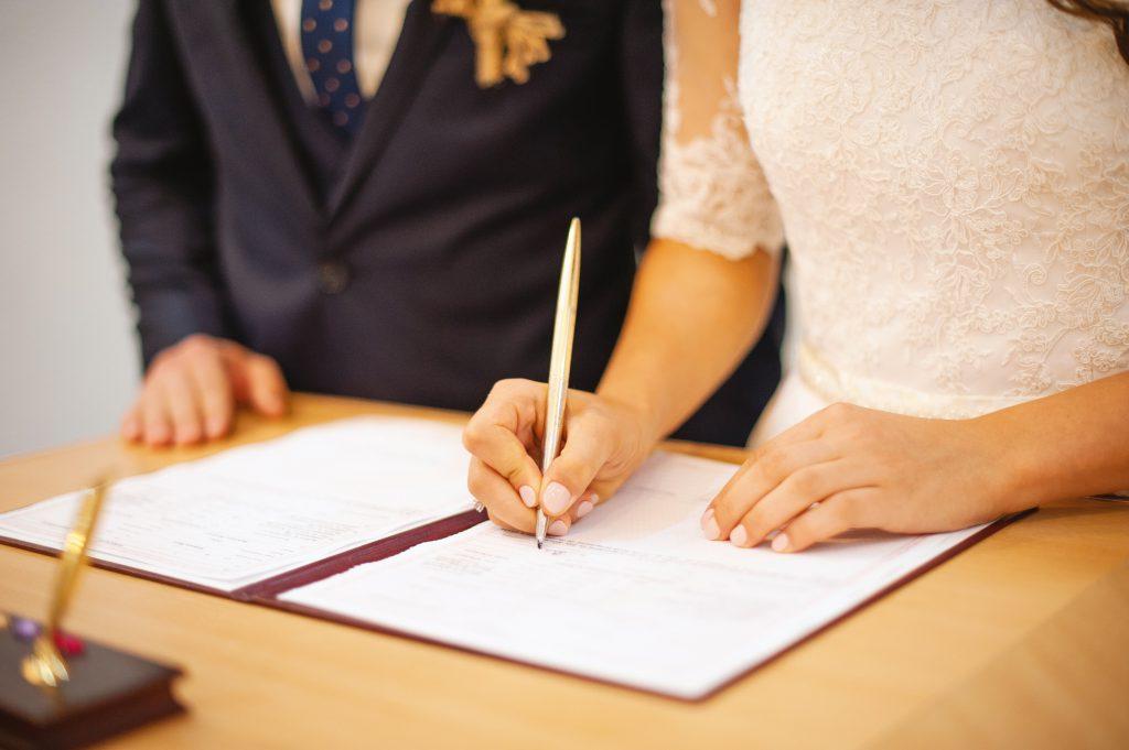 União de facto e Casamento civil em Portugal